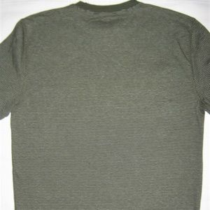 7 For All Mankind Shirts - TShirt 7 For All Mankind Striped Ringer Tee